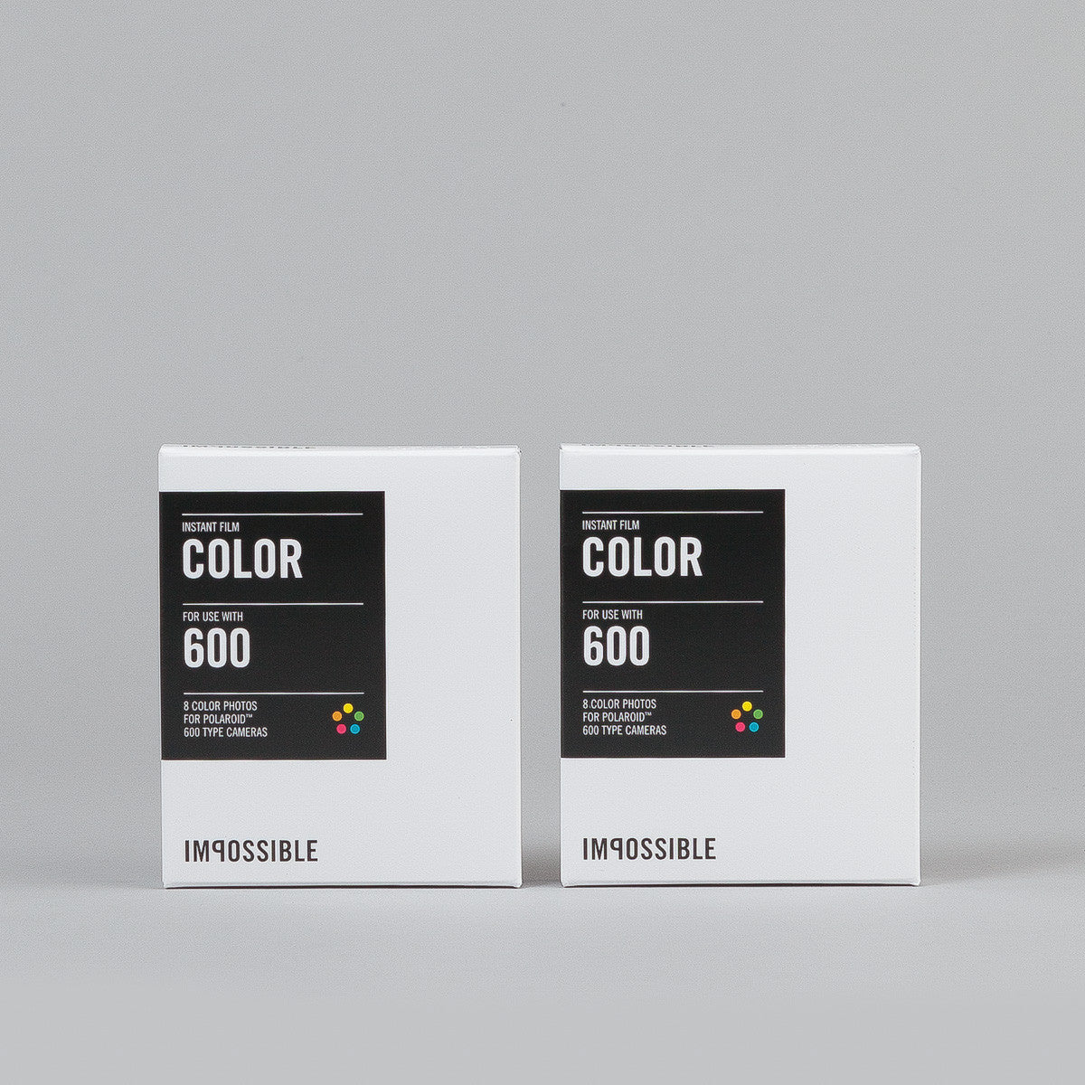 Impossible Refurbished Polaroid 600 Impulse Camera Kit