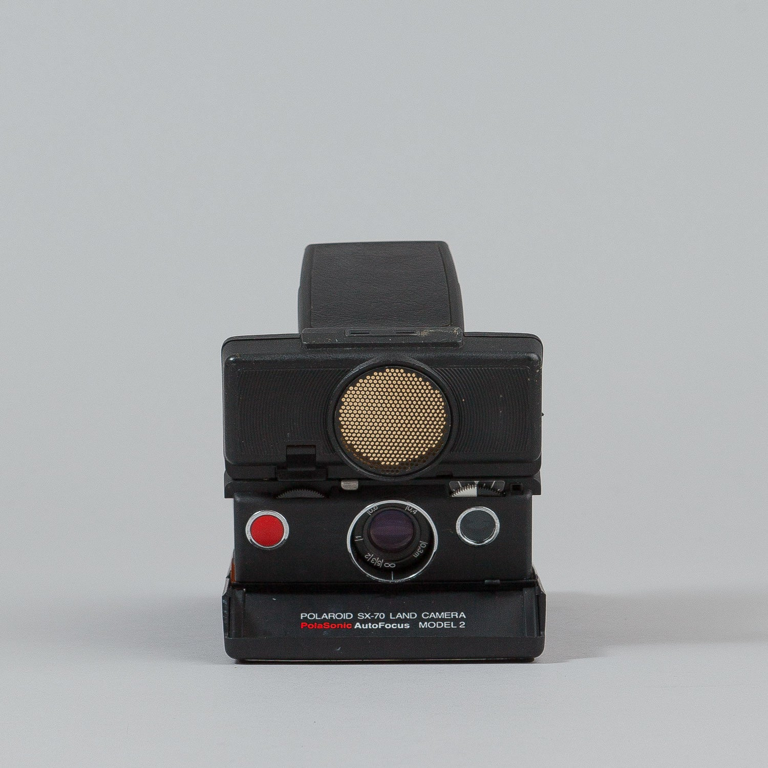 Impossible Refurbished Polaroid SX-70 Sonar Camera Kit