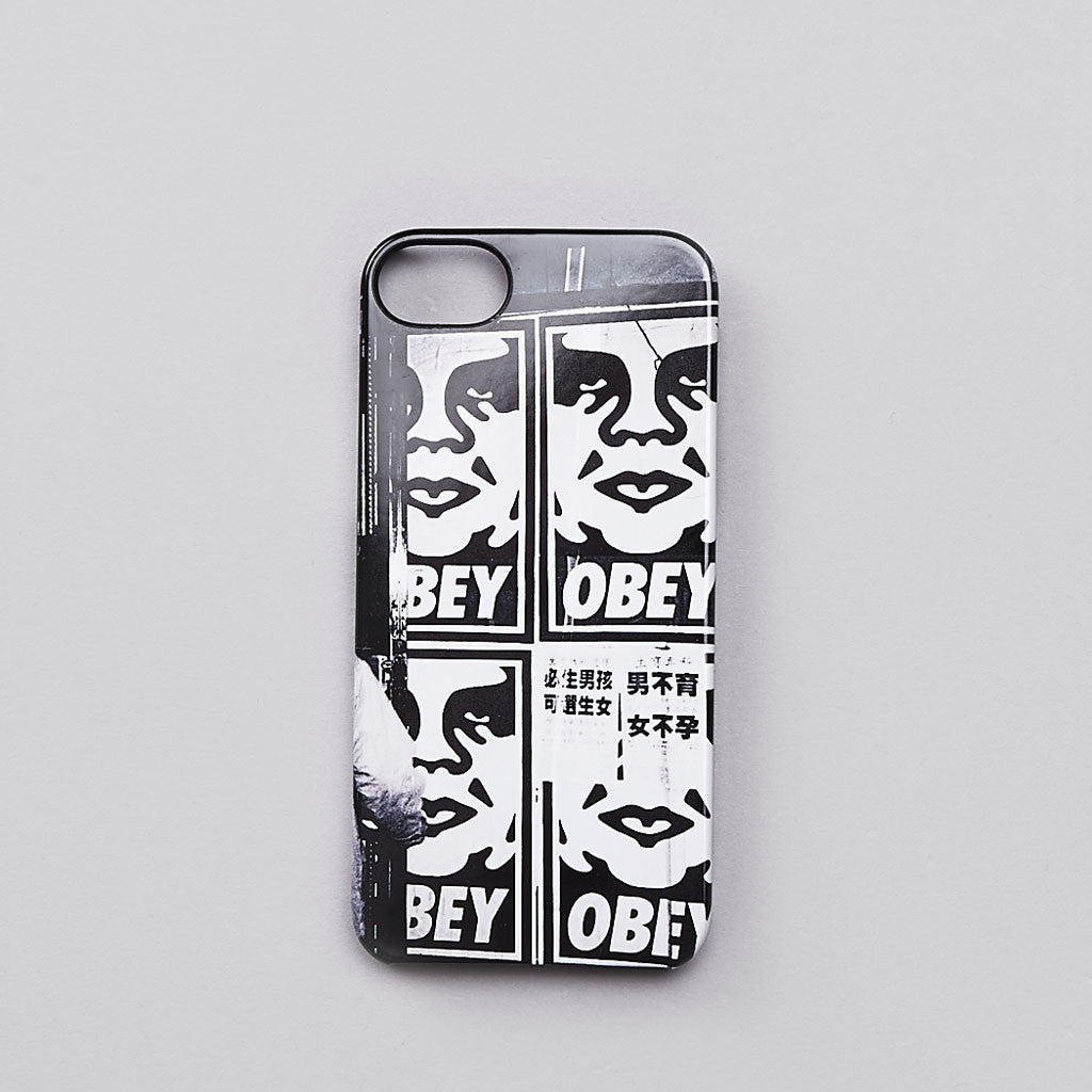Incase X Shepard Fairey Street Scene Hong Kong iPhone 5 Case