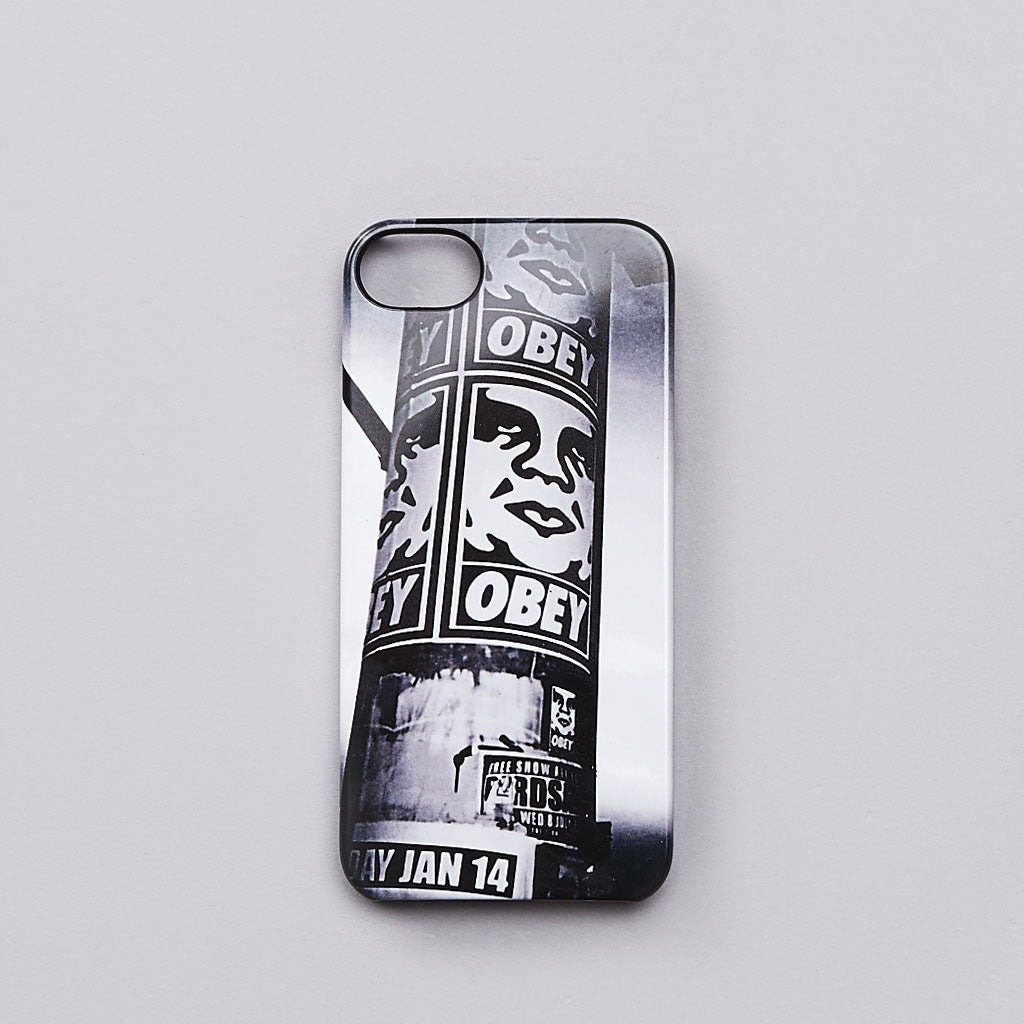 Incase X Shepard Fairey Street Scene San Francisco iPhone 5 Case