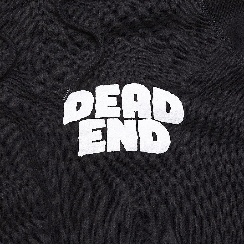 Indcsn Dead End Hooded Sweatshirt Black