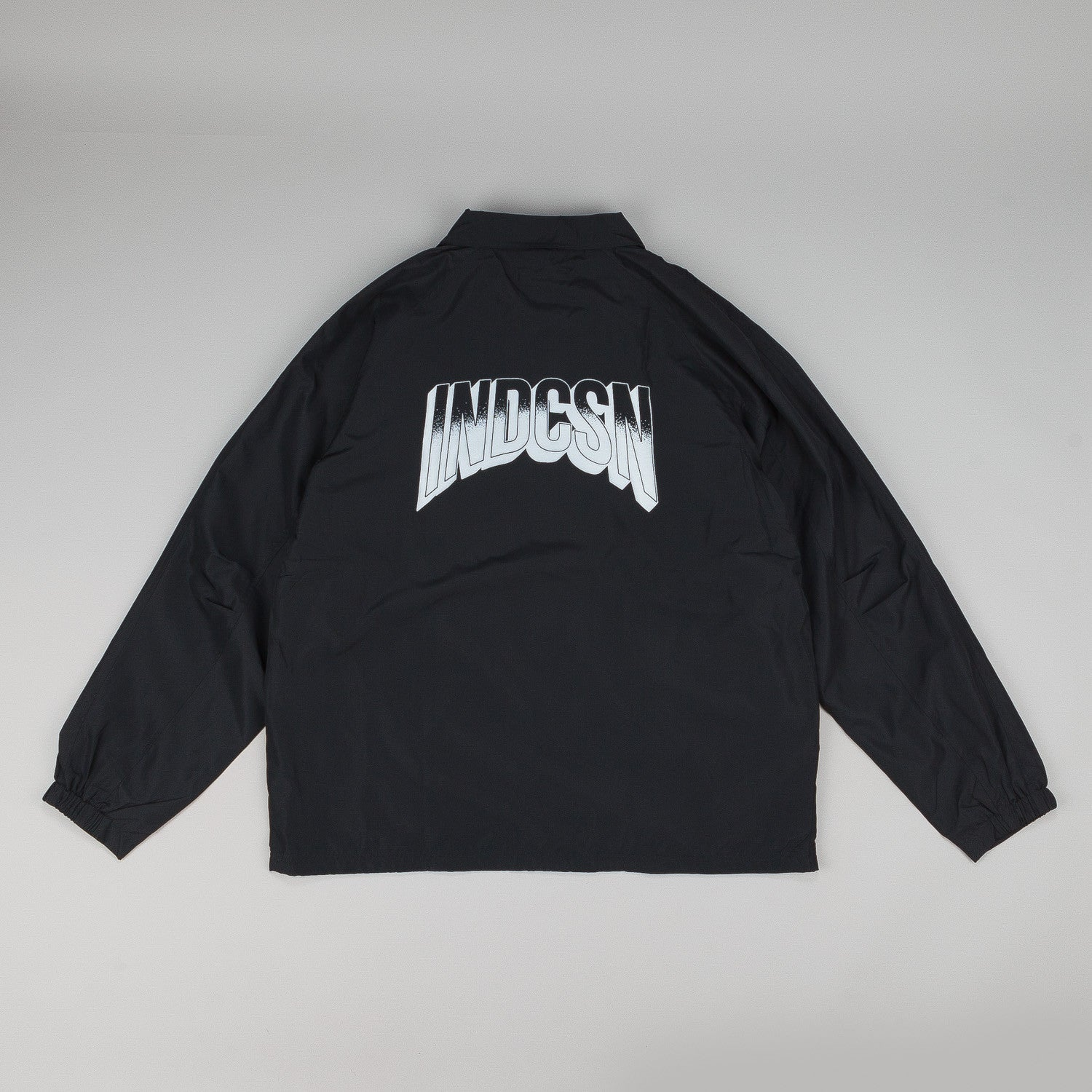 Indcsn Set It Off Coach Jacket - Black