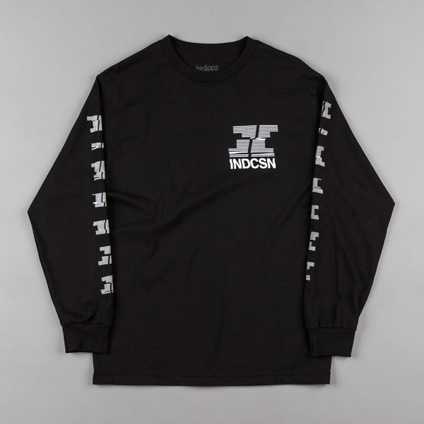 Indcsn Warpsport Long Sleeve T-Shirt - Black