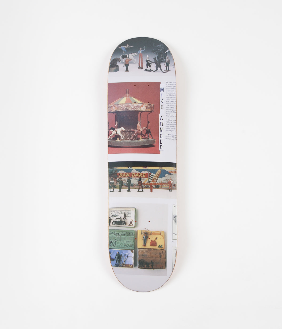 Isle Antiquities Arnold Deck - 8.375""