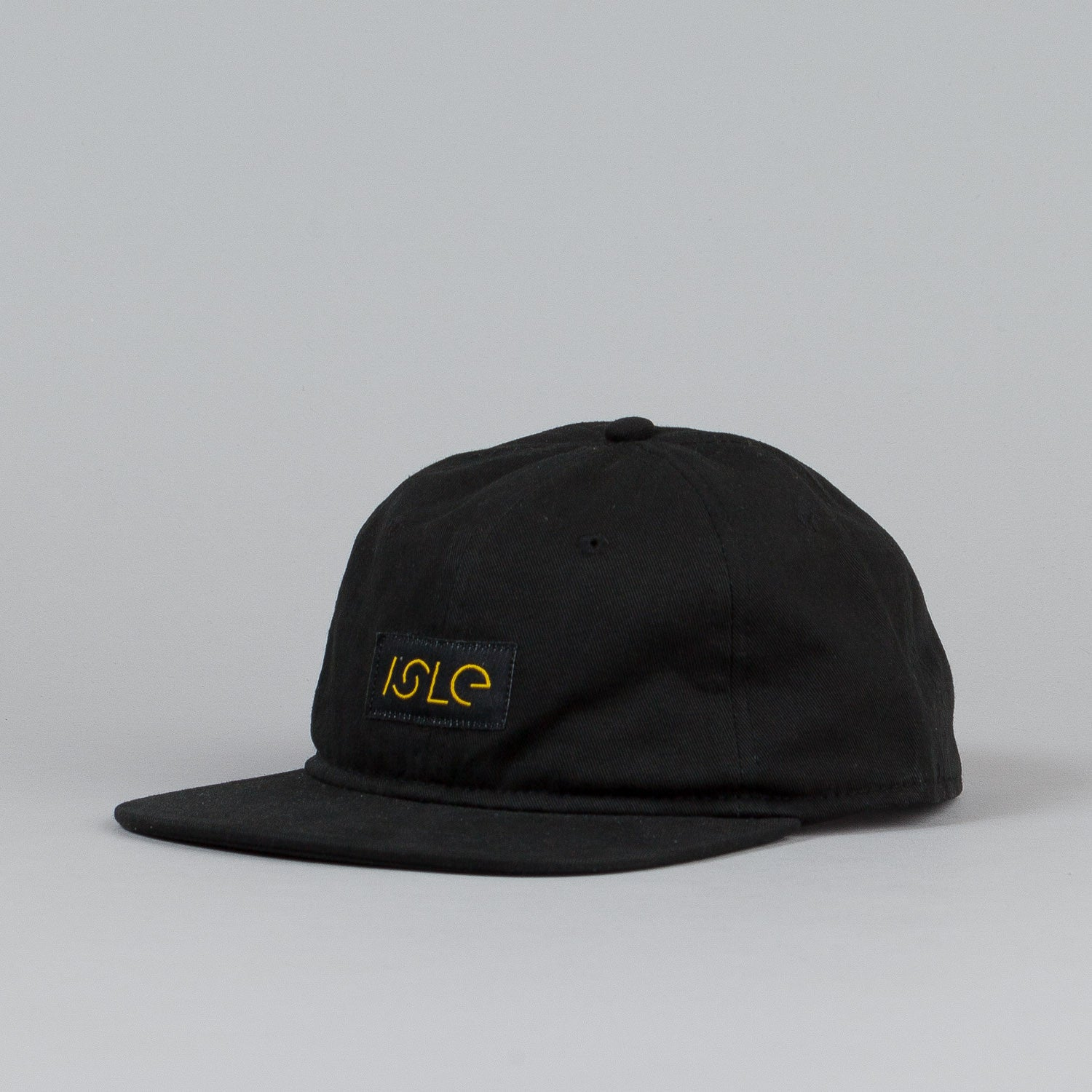 Isle Cap Black/Yellow