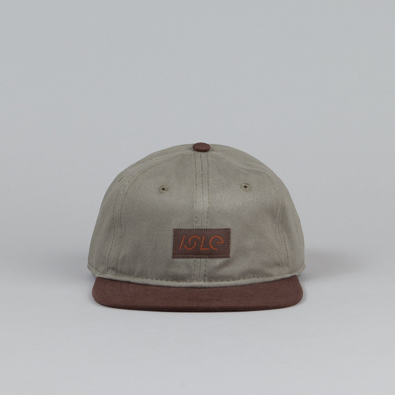 Isle Cap Tan/Brown