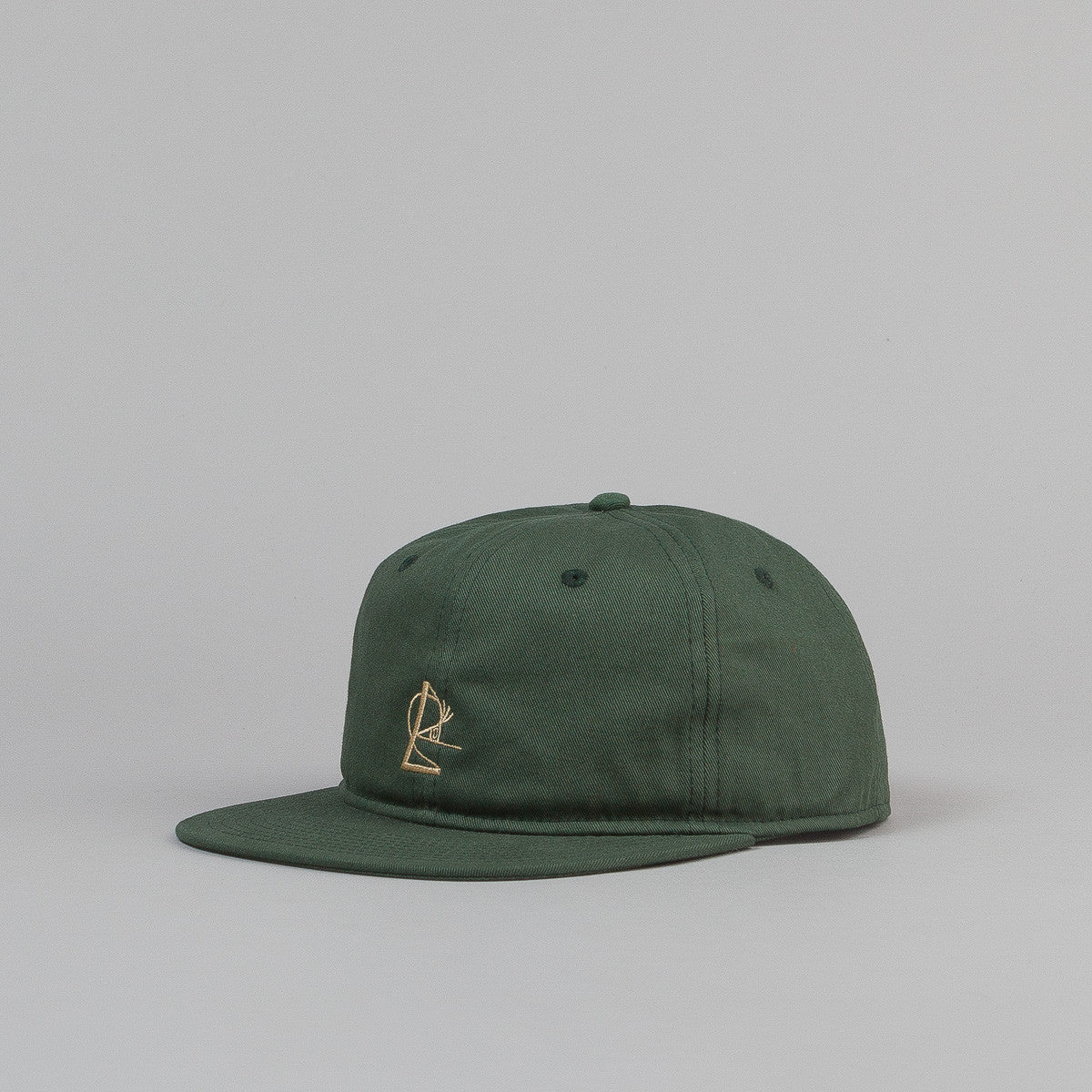 Isle Embroidered Cap
