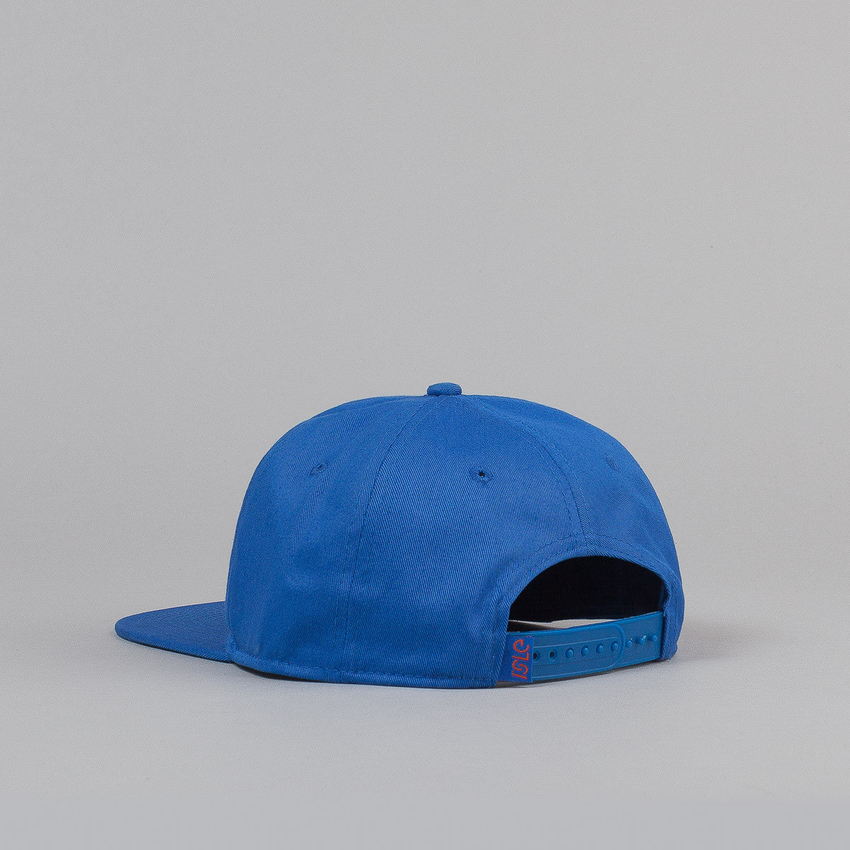 Isle Embroidered Cap - Royal Blue