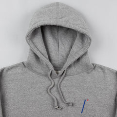 Isle I Logo Hooded Sweatshirt - Gunmetal Heather