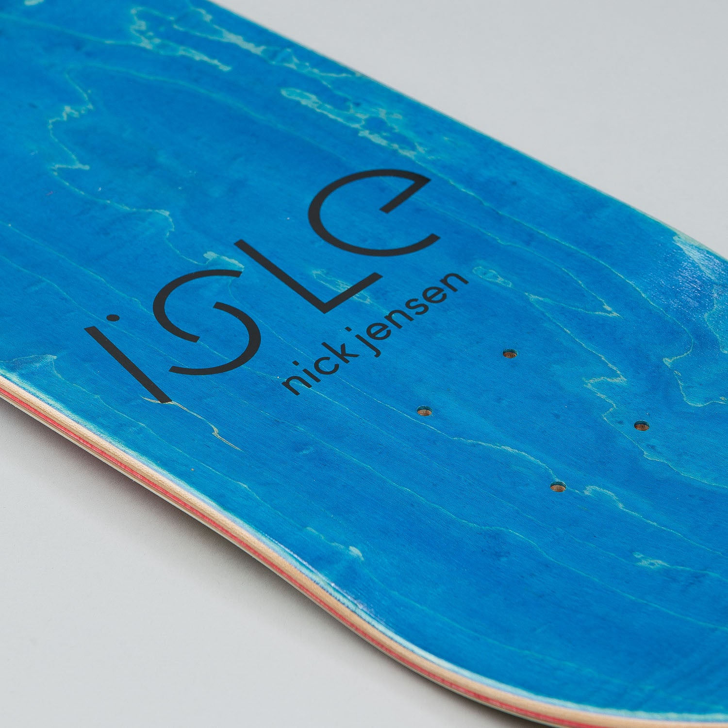 Isle Paint & Pigment Series Deck - Nick Jensen 8.5""