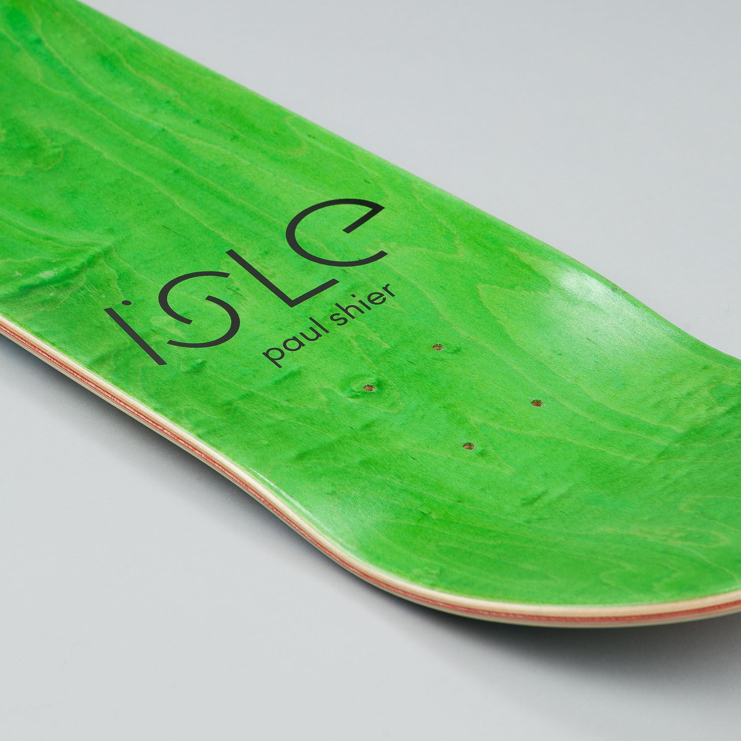 Isle Paint & Pigment Series Deck - Paul Shier 8.25""
