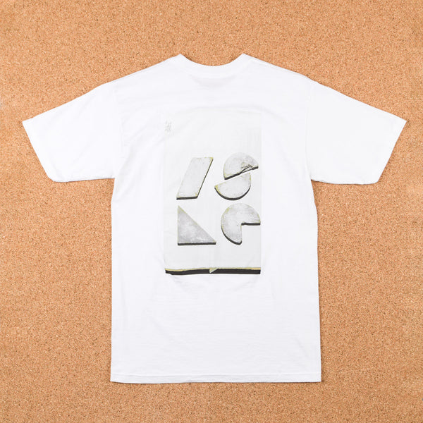 Isle Jensen Exposure T-Shirt - White