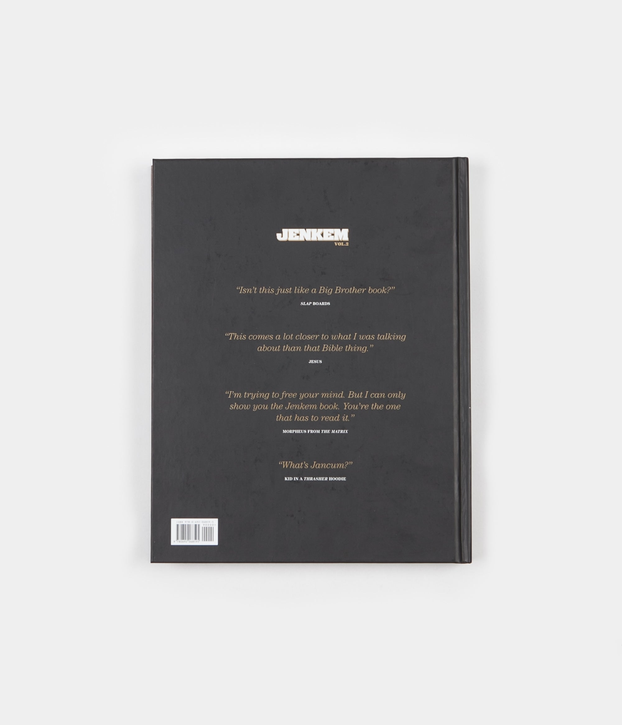Jenkem Vol.2 Book - Hardback