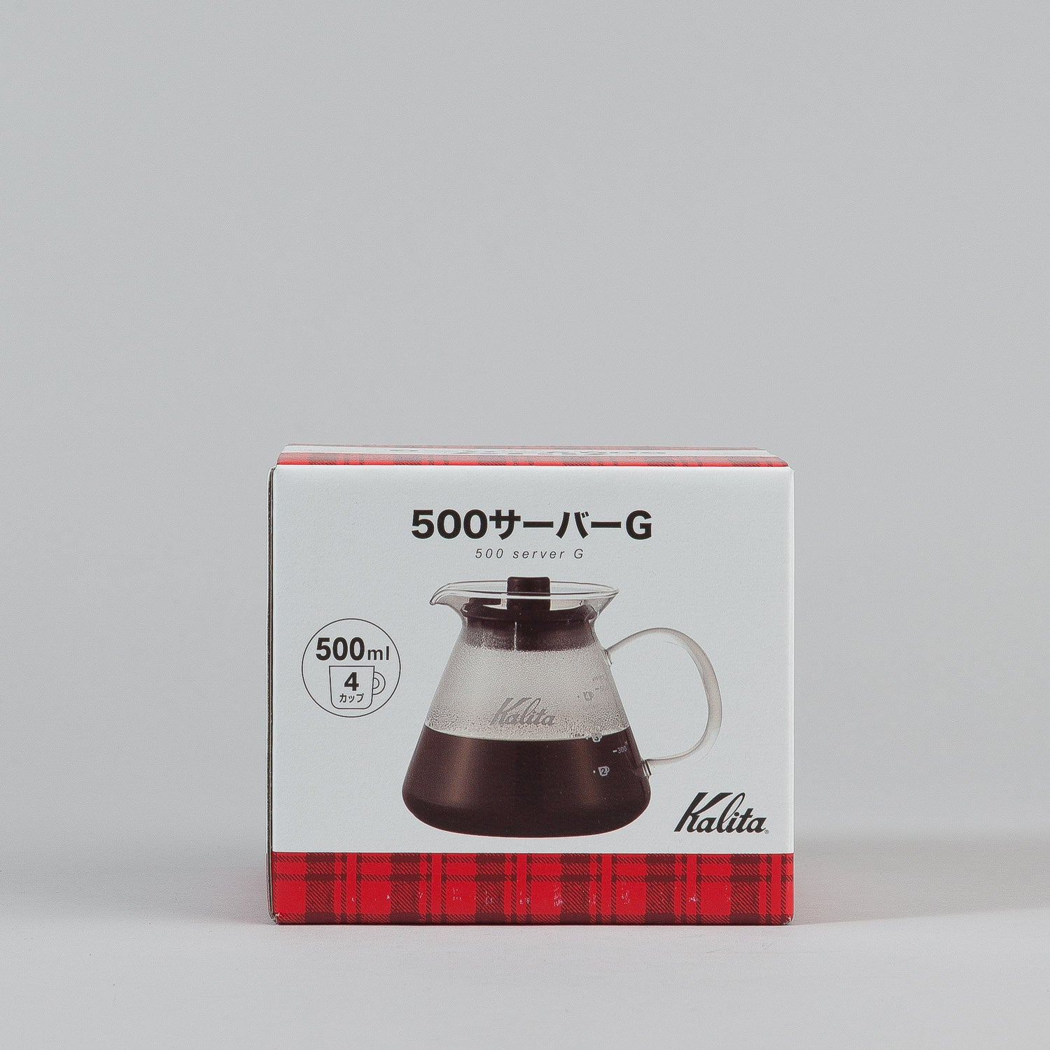 Kalita Glass Server - 500ml