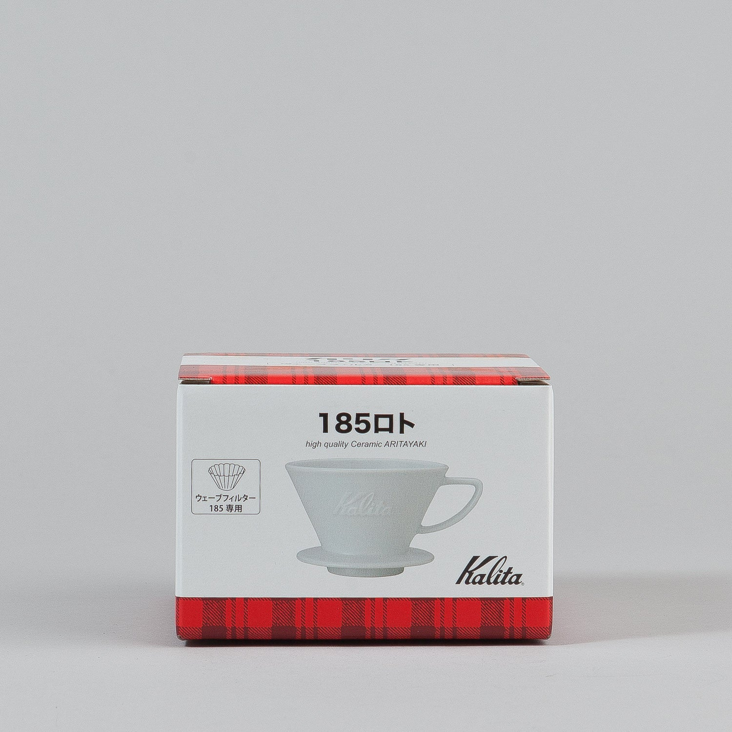 Kalita Wave Dripper 185 - Ceramic