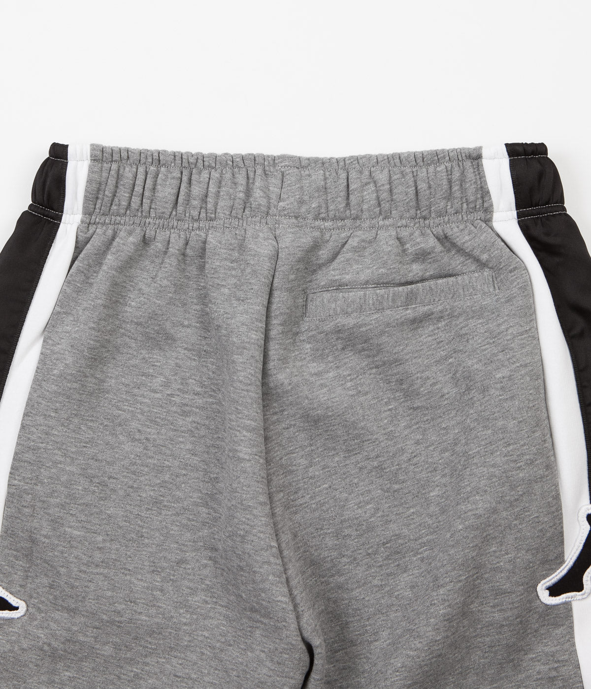 Kappa Kontroll Big Omini Sweatpants - Grey Mid Melange / Black
