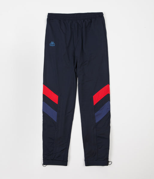 Kappa Kontroll Tracksuit Sweatpants - Dark Blue / Navy Blue / Red