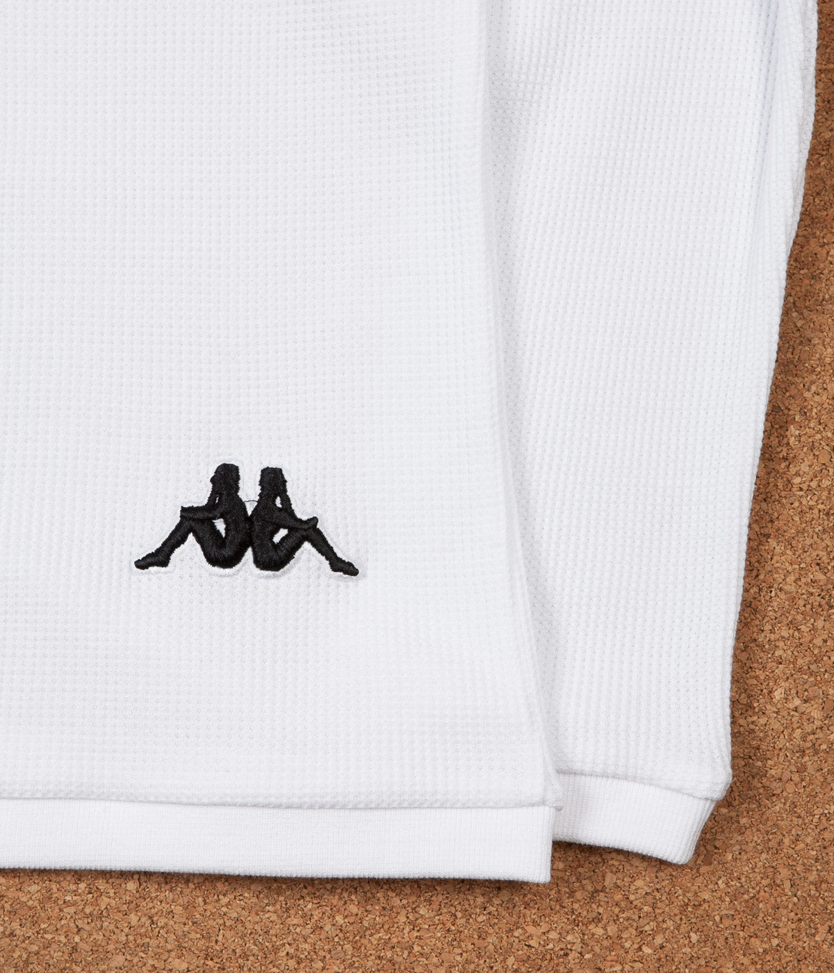 Kappa Kontroll Turtleneck Long Sleeve T-Shirt - White