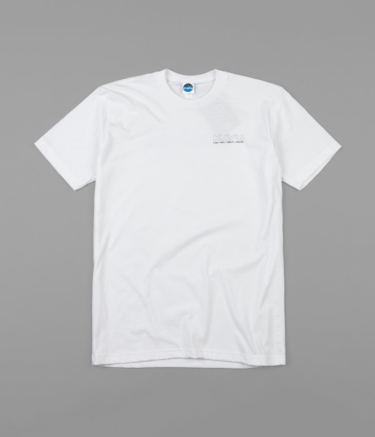 Kavu Define Range T-Shirt - White
