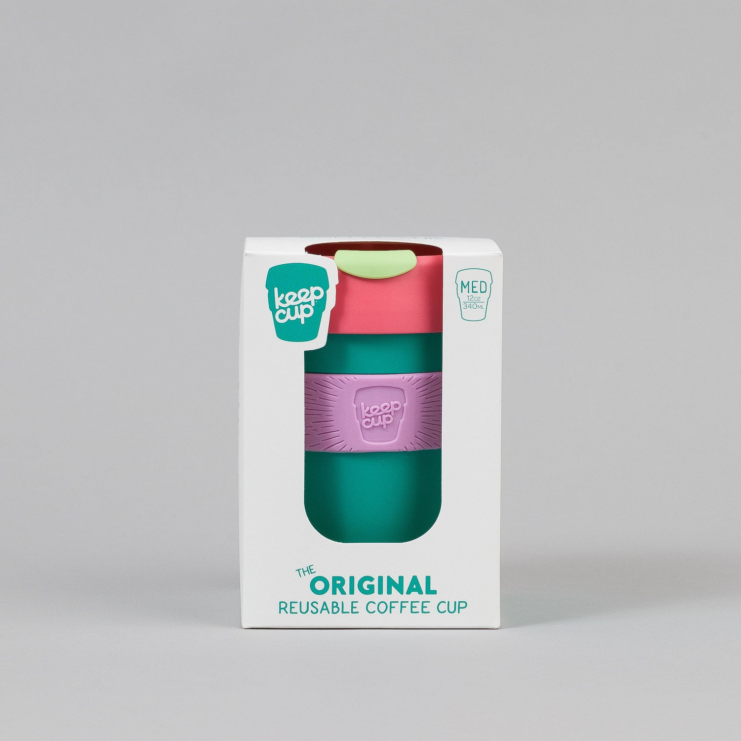 KeepCup Khidr 12oz Medium Reusable Coffee Cup