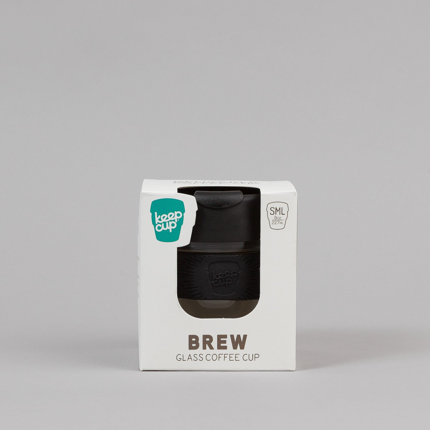 KeepCup Metal 8oz Small Glass Coffee Cup