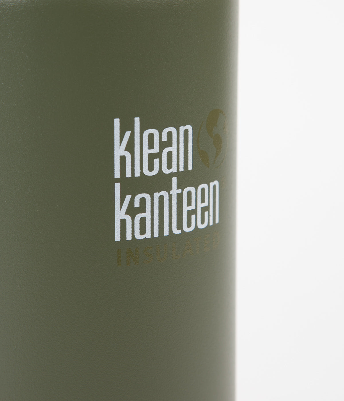 Klean Kanteen Classic 592ml Vacuum Insulated Flask - Fresh Pine
