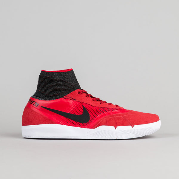 Nike SB Koston 3 Hyperfeel Shoes - University Red / Black - White | Flatspot