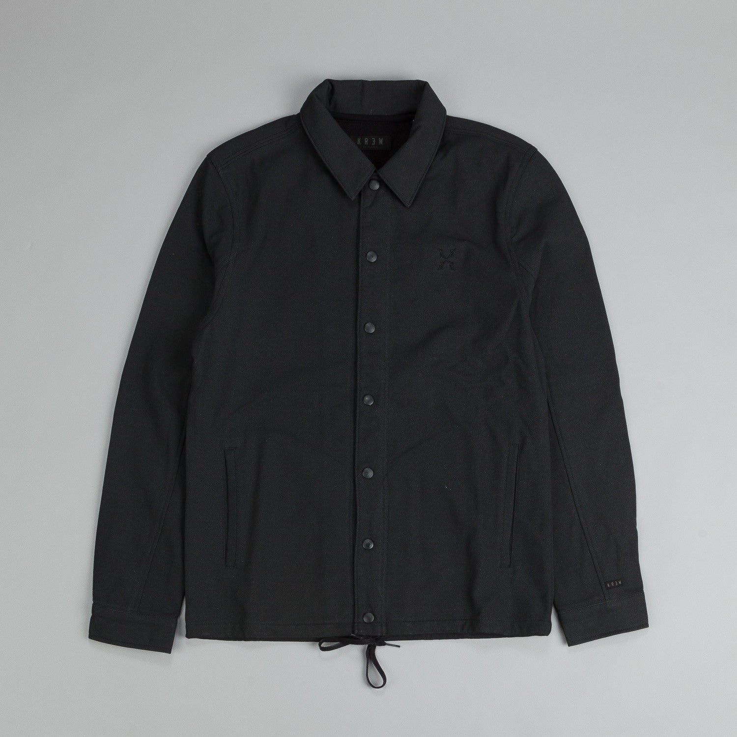 Kr3w Cult Jacket Black