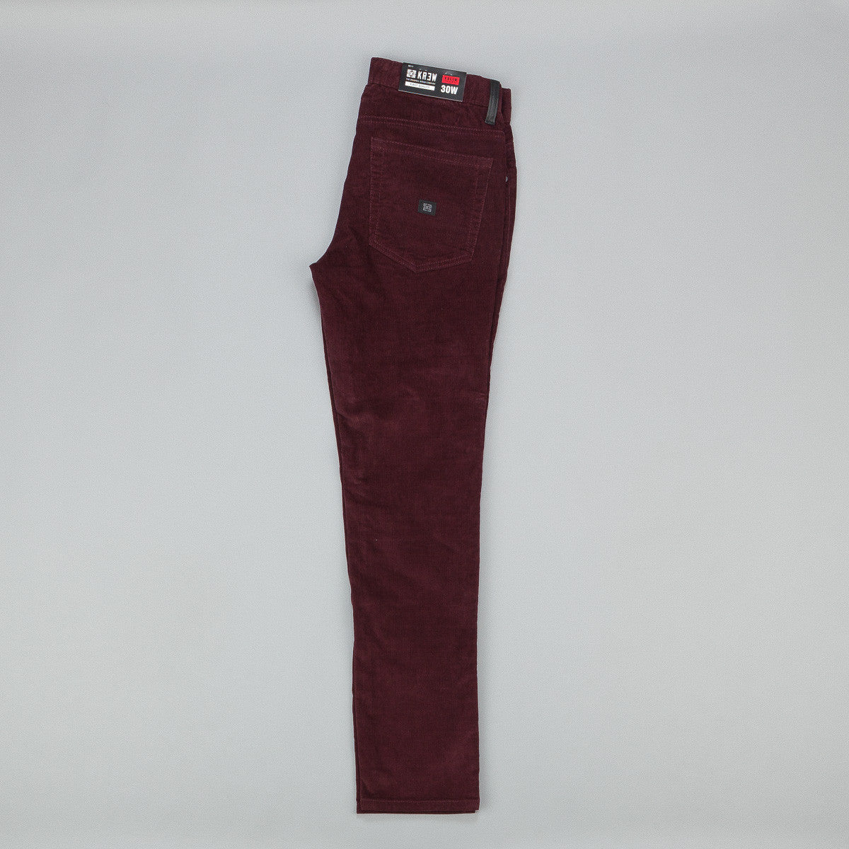 Kr3w K Slim Cord Trousers