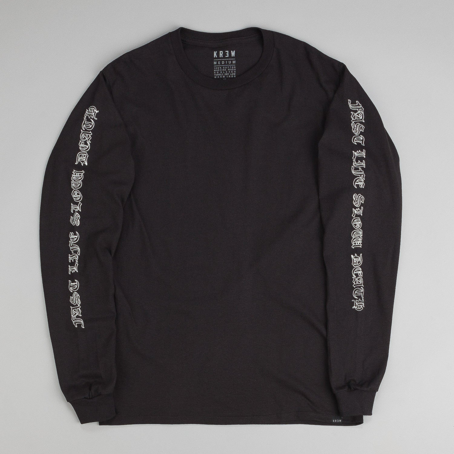 Kr3w Slow Death L/S T-Shirt