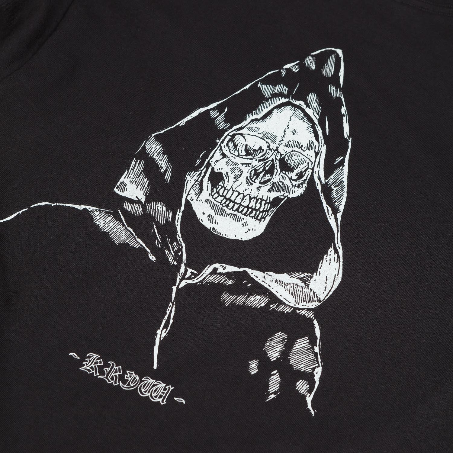 Kr3w Slow Death L/S T-Shirt - Black
