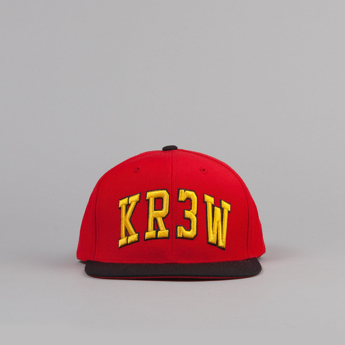 Kr3w Team Starter Cap - Red