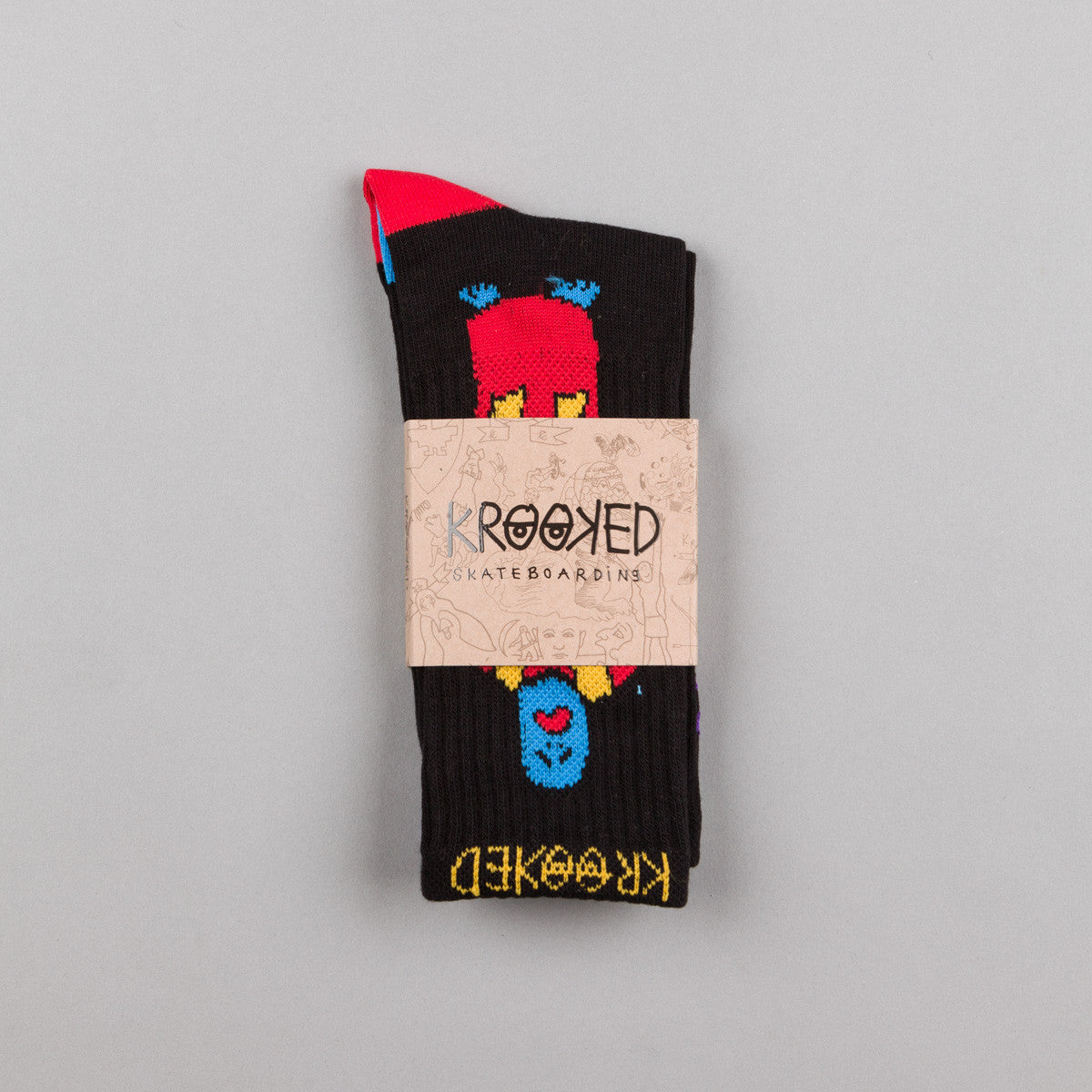 Krooked Padre Socks