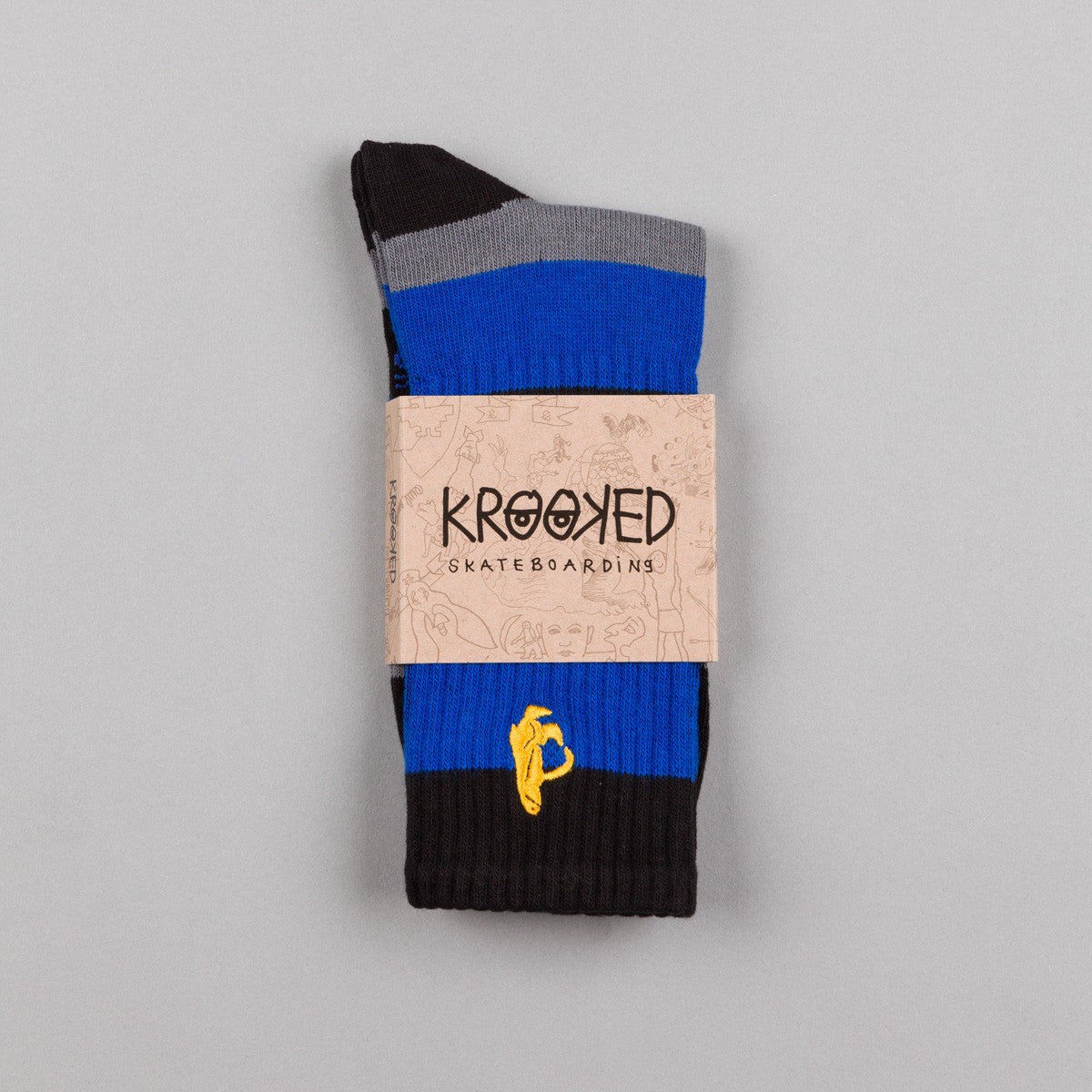 Krooked Shmolo Socks