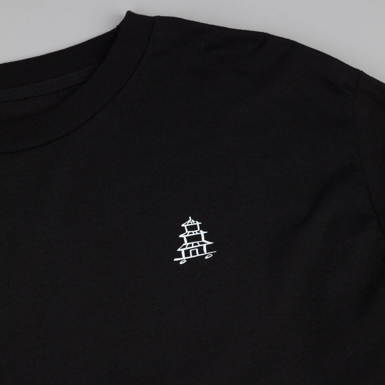Labor Long Sleeve T-Shirt - Black
