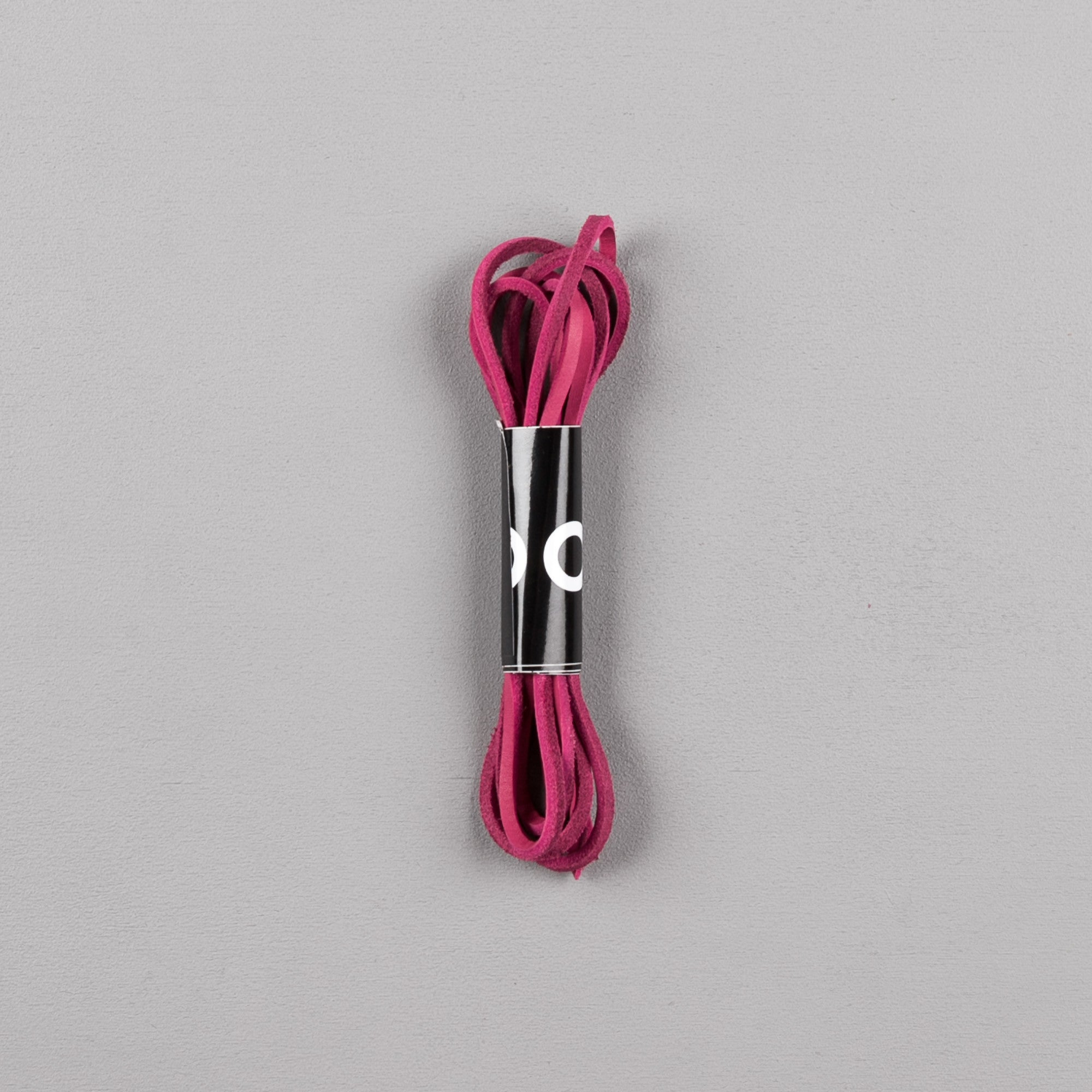 Flatspot Leather Laces Pink