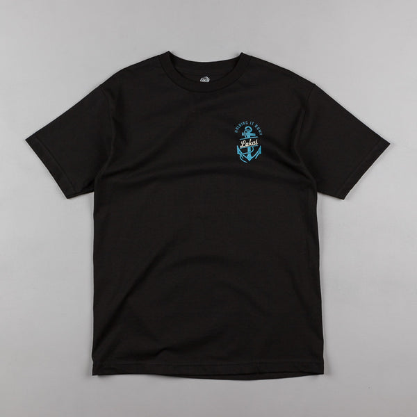 Lakai Anchor Base T-Shirt - Black