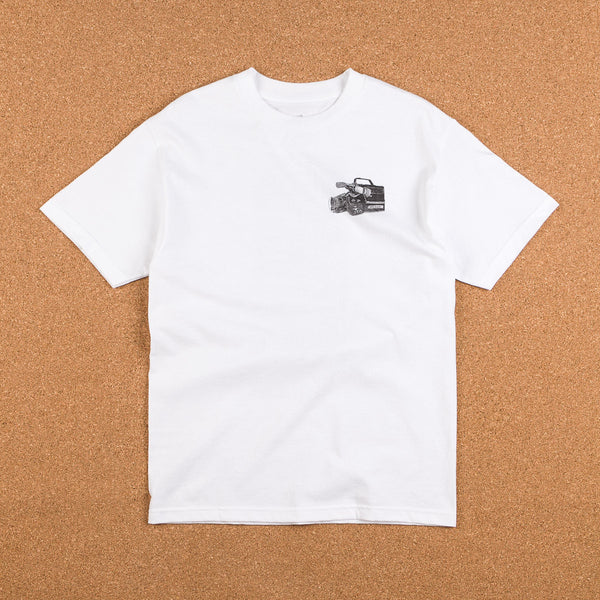 Lakai Anchor Brady T-Shirt - White