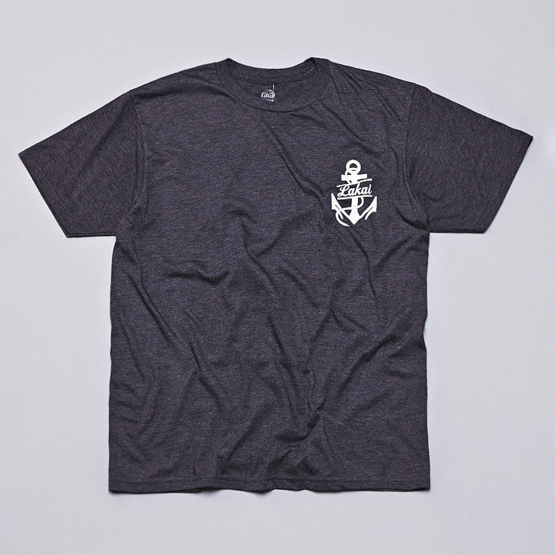 Lakai Anchor Premium T Shirt Black