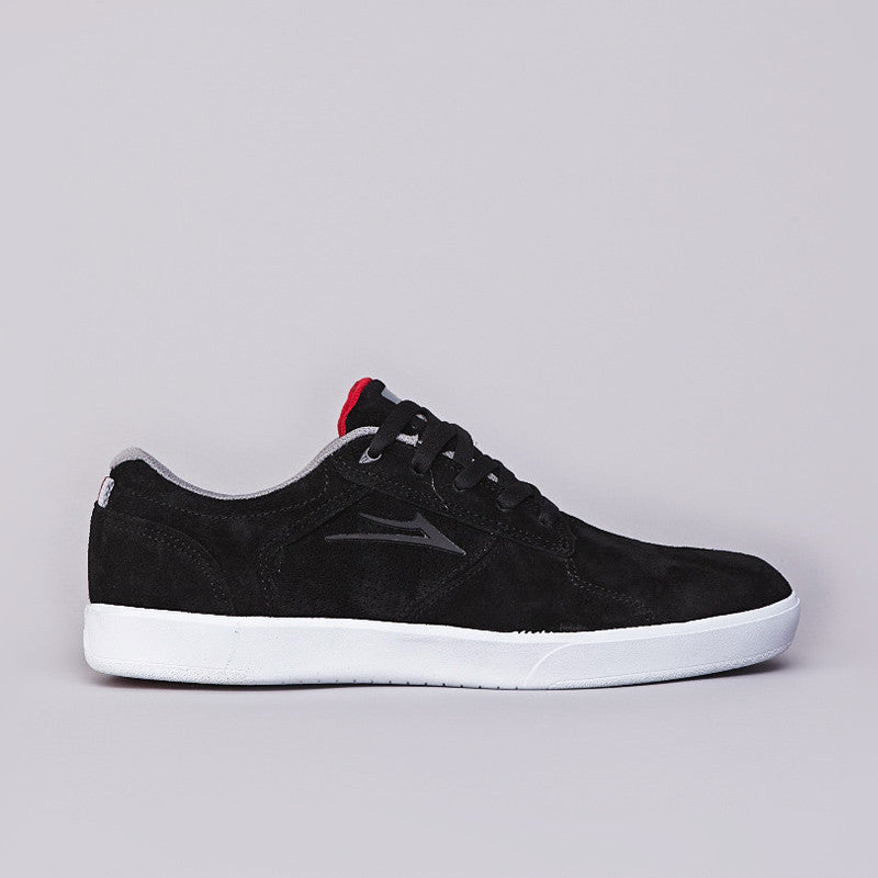 Lakai BB4 Black Suede