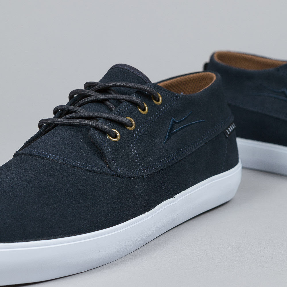 Lakai Camby Mid Navy Suede