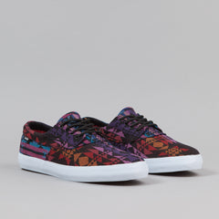 Lakai Camby Shoes - Black Textile