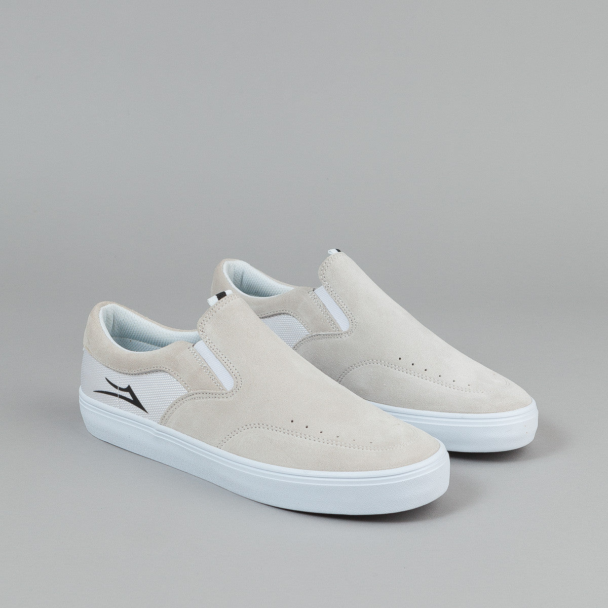 Lakai Chalk Pack Owen Shoes - White