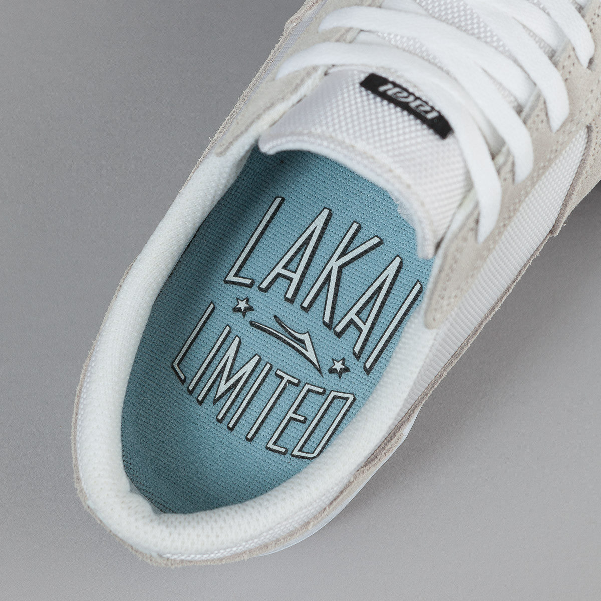 Lakai Chalk Pack Parker Shoes - White