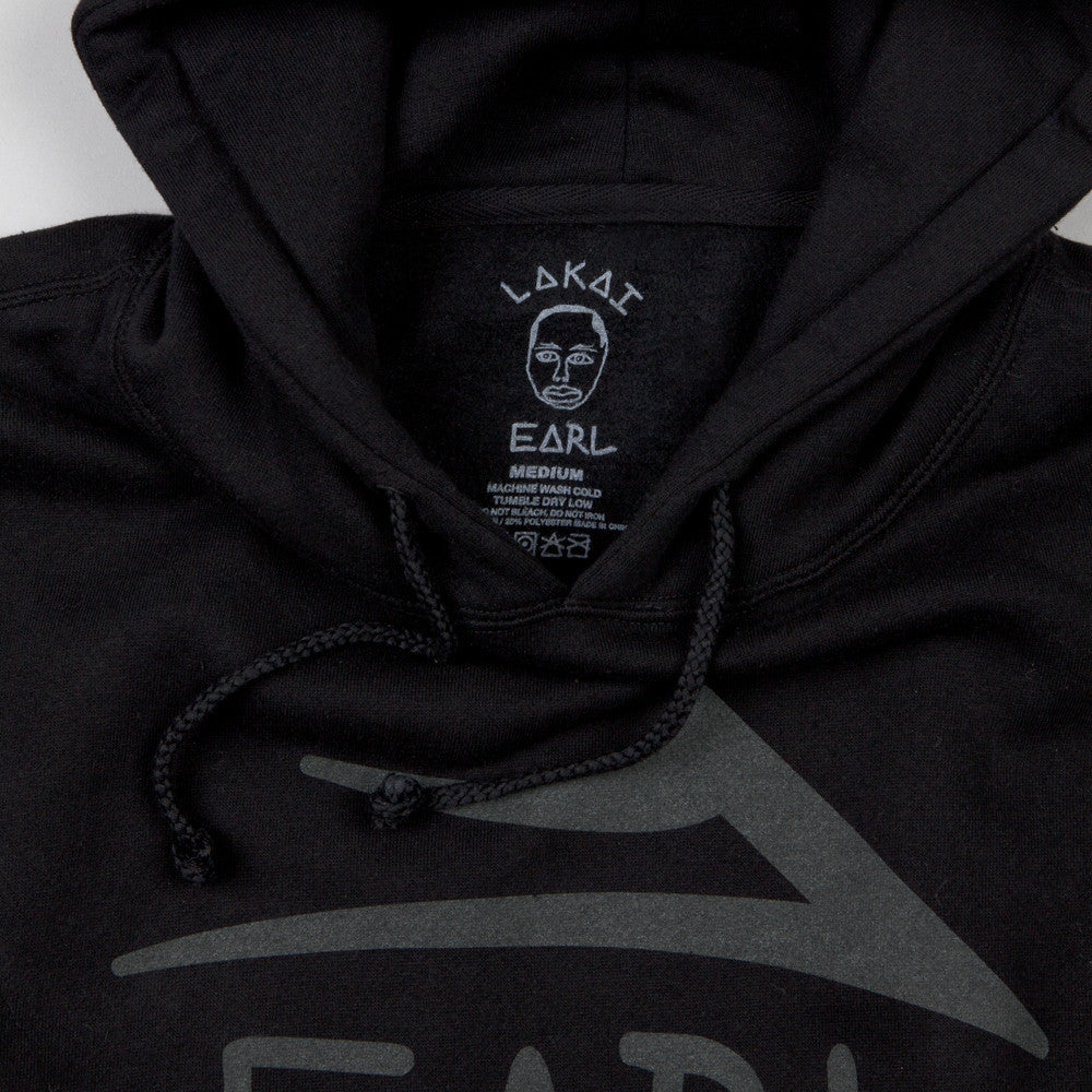 Lakai x Earl Earlakai Hooded Sweatshirt Black