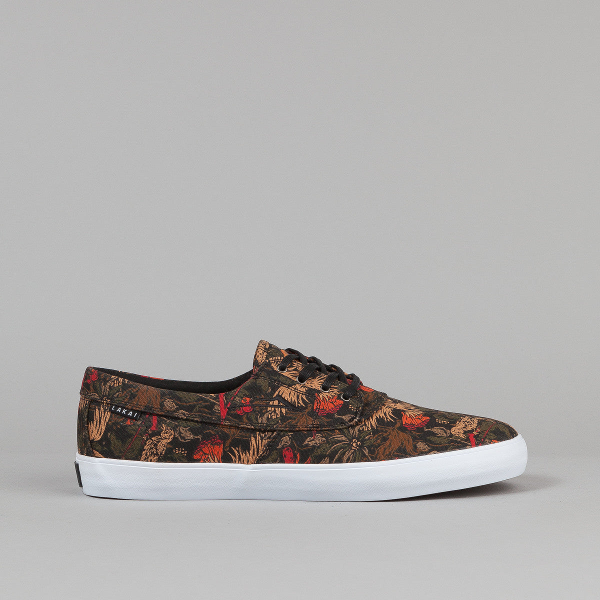 Lakai Echelon Camby Black / Orange
