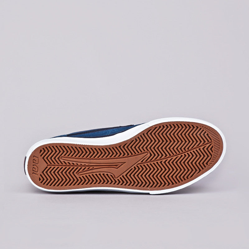 Lakai Griffin Ink Blue Suede