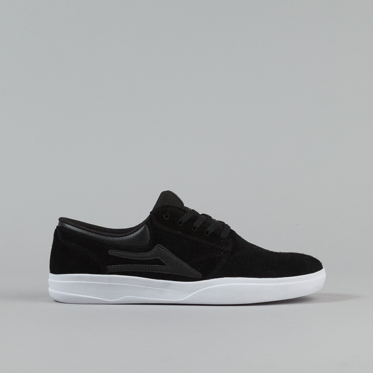 Lakai Griffin XLK x Isle Shoes - Black / White