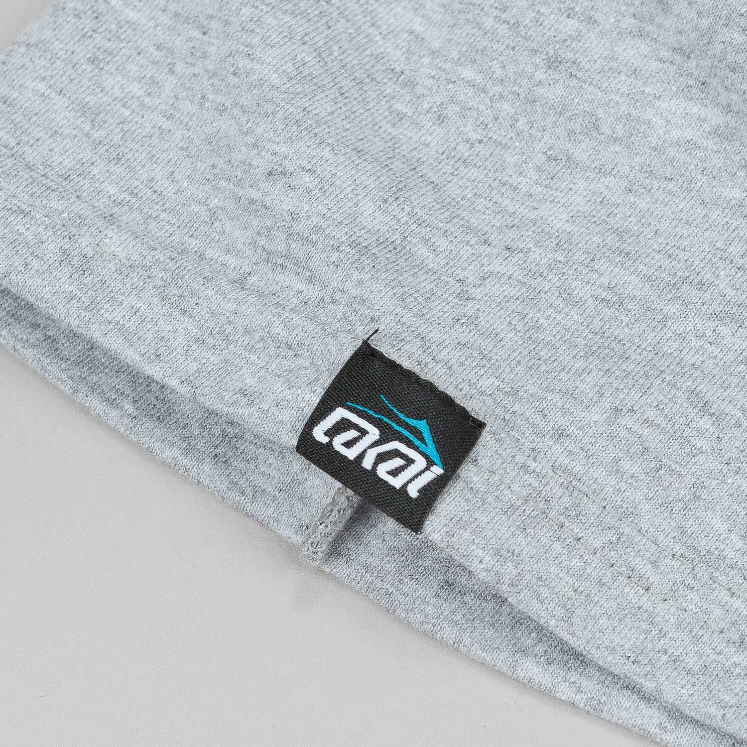 Lakai Rope Logo T-Shirt - Grey