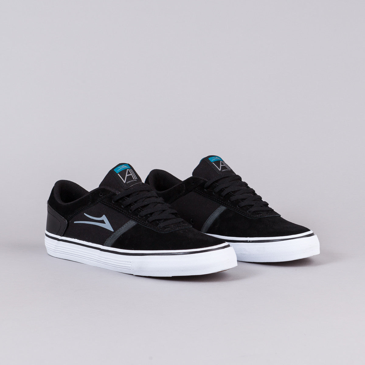 Lakai Vincent Suede Shoes - Black